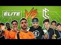 La Élite vs Crazy Crew | PARTIDO | 1a PARTE