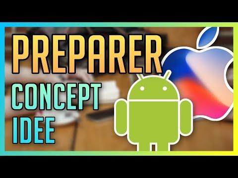 Préparer son projet de création d'application mobile de A à Z ! (idée, concept, organisation etc.)