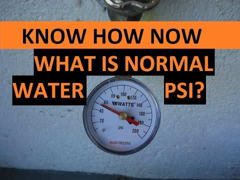 How to Check Your Home's Water Pressure