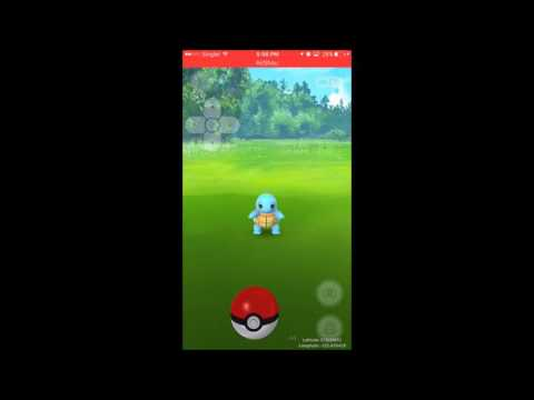 Pokemon GO - Easy way to find Squirtle (Spawn Location)