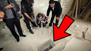 10 Most Insane Prison Escapes