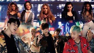 We Found Bboom Bboom In Our DNA - Momoland, BTS & Rihanna