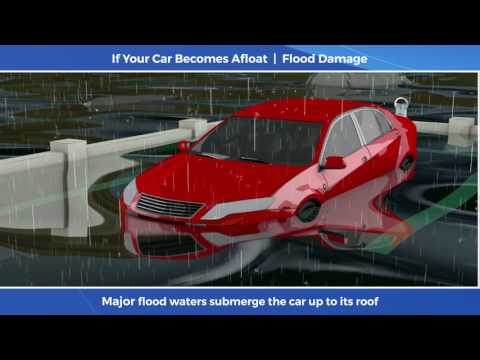 Car Insurance Tip Video: When Your Car Becomes a Boat