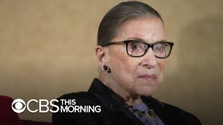Justice Ruth Bader Ginsburg completes radiation therapy for pancreatic tumor, court says
