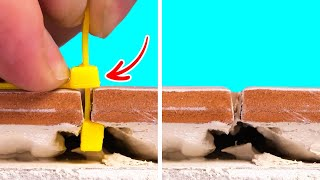 CLEVER IDEAS TO MAKE ANY REPAIR for everyone's envy