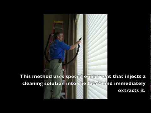 Silhouette Blind & Drapery Cleaning