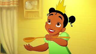 THE PRINCESS AND THE FROG Clip - \