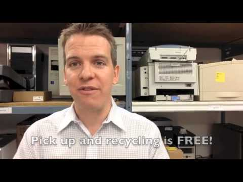 How To Recycle Your Computer Equipment