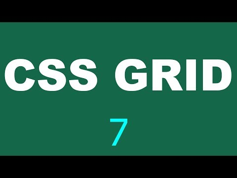 CSS Grid Tutorial - 7 - Nesting grids