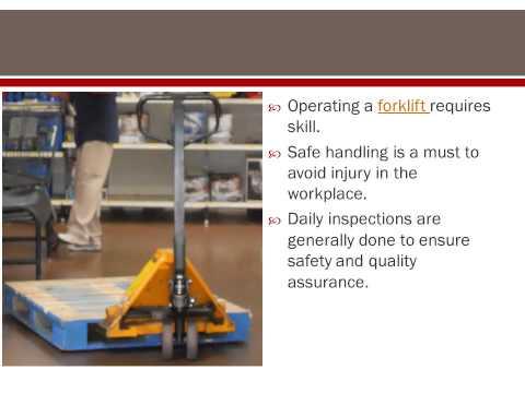 How to Get Forklift Certification Online