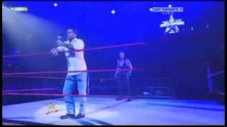 Shawn Michaels and Undertaker Raw 3-9-09
