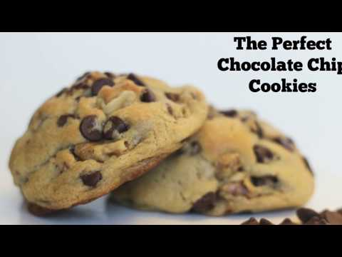 The Perfect Chocolate Chip Cookies: Levain Bakery Copy Cat