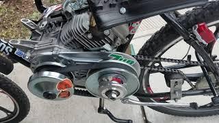 212cc on gas tank bike frame Videos & Books