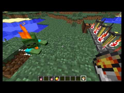 Minecraft 1.9 (Pre-release 4): How to make Potion of Fire Resistance