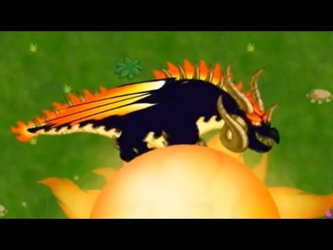 DragonVale: Solar Eclipse Dragon Official Breeding Combo Gameplay Trailer [HD]