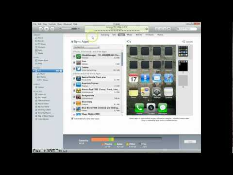 How To Transfer Apps From iTunes to iPhone