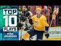 Top 10 Ryan Johansen Plays From 2018 19