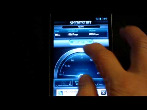 Verizon Wireless Galaxy Nexus Prime 4G LTE Speed T