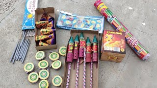 Different types of Crackers Testing | Crackers Testing | Some new Crackers Testing | 2019 Diwali