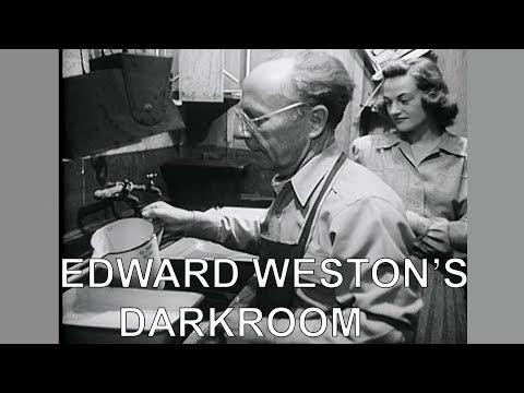 Photography Secrets of Edward Weston's Darkroom