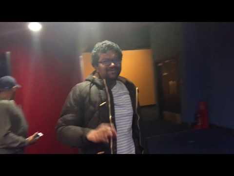 Spyder Telugu Movie - Benefit show Review -  public talk (Overseas - Belfast - UK)