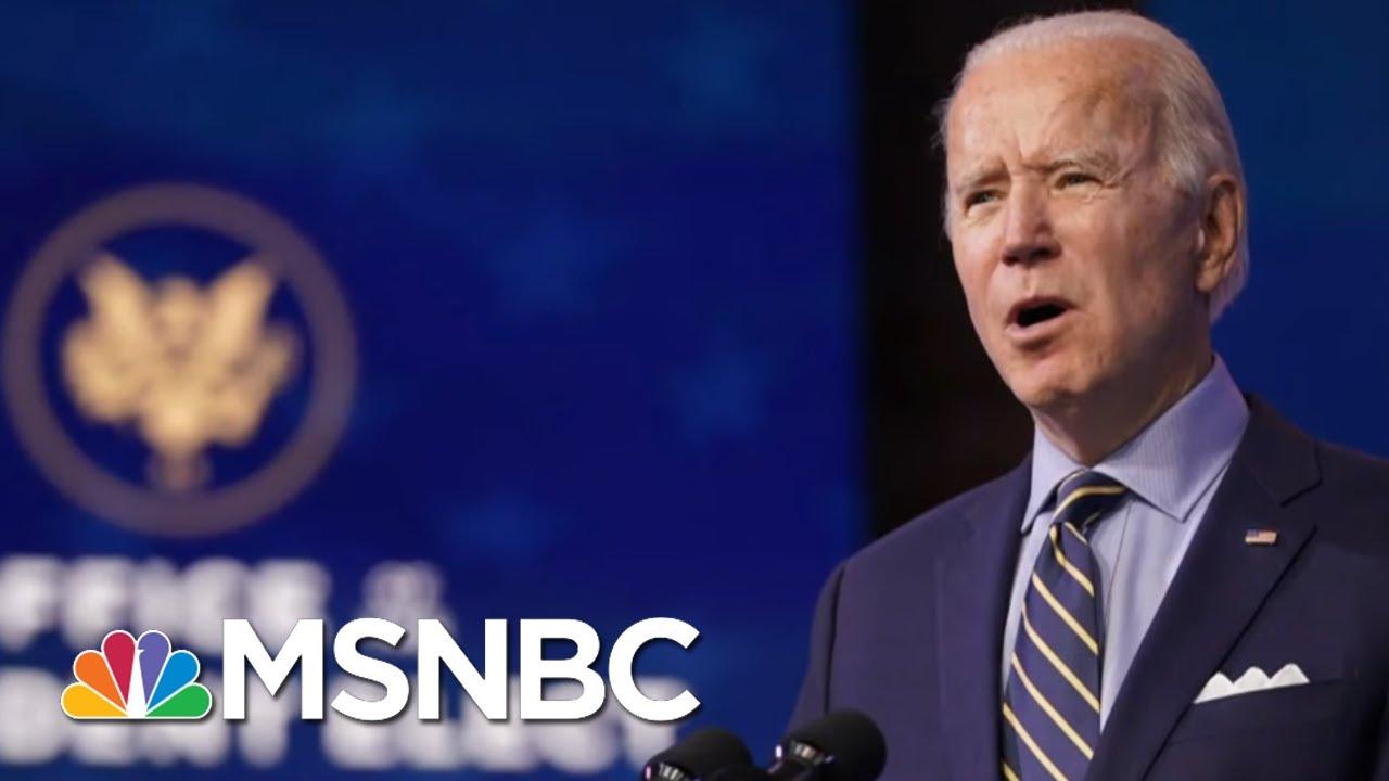 Fate Of $2,000 Stimulus Checks Now Rests With Senate | Morning Joe | MSNBC