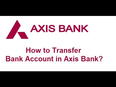 How to transfer online money with axis mobile