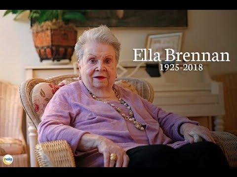 Ella Brennan's life and legacy as a New Orleans restaurateur
