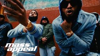 Juelz Santana & Dave East - Time Ticking feat. Bobby Shmurda & Rowdy Rebel (Official Video)