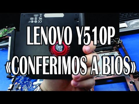 Getechinf #Lab194 - Lenovo Y510P -