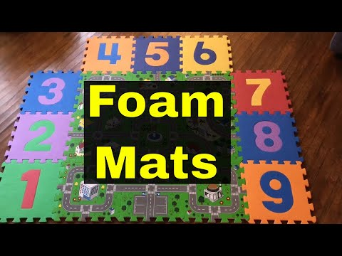 Mainstays Kids Interlocking Foam Mats Review