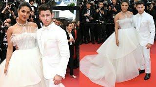 *Full Video* Nick Jonas And Priyanka Chopra Walk Hand-In-Hand At Cannes Red Carpet 2019 | Nickyanka