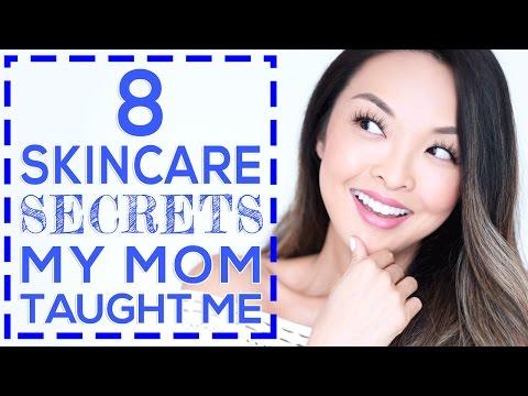 8 Skincare Secrets My Mom Taught Me!