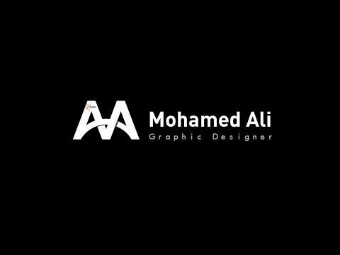 Special Letters Logo [M+A]  | SpeedArt | illustrator