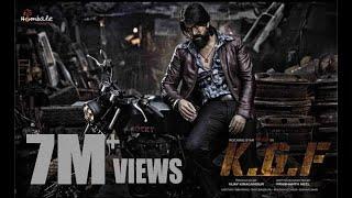 KGF Kannada Official Teaser | 2018 | Rocking Star Yash | Prashanth Neel | Vijay Kiragandur