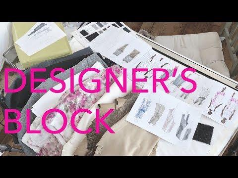 Watch Me Design 13: Struggling with Designer's Block