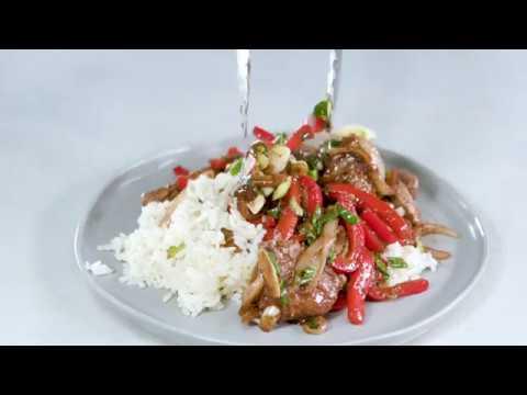 Cumin Lamb Stir-Fry | Cooking Light
