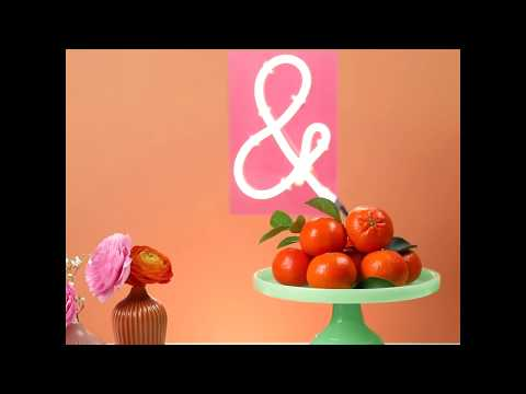 How to Make a Neon Monogram Sign