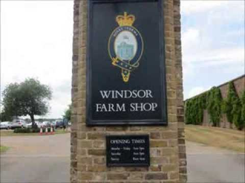 The Queen's Farm Shop At Windsor