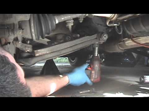 1995-2003 Nissan Maxima: Lower control arm replacement