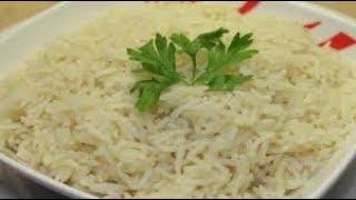 #x202b;طريقة عمل الرز البسمتى بطريقة سهلة وناجحة \ اعملى الارز البسمتى المفلفل بسهولة#x202c;lrm;