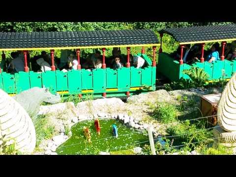 Legoland Windsor train ride