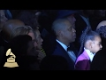 Jay Z & Blue Ivy | Audience Cam | 59th GRAMMYs