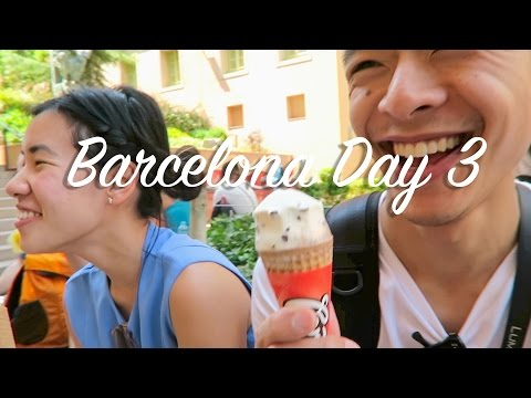 Day trip to MONTSERRAT! | Barcelona Vlog Day 3 | It's That Time For