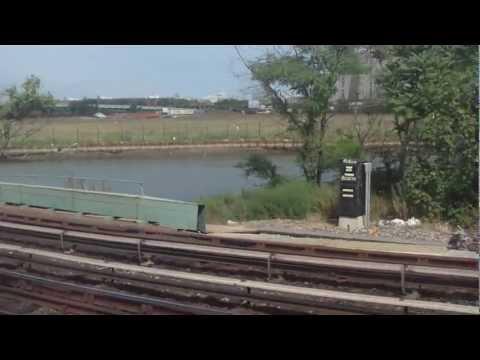 BMT West End Line: Manhattan-bound R68 D Train *Express* Ride (Coney Island-Bay Parkway)