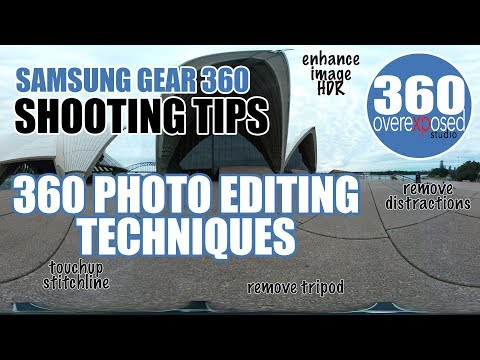 360 Photo Editing - Simple and Advance Techniques - Photoshop