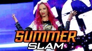 WWE News - Sasha banks Heel Turn Coming Before SummerSlam