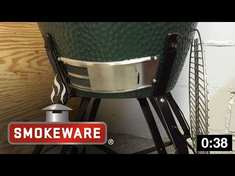 How to Install a Grate Rack on a Big Green Egg