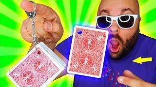 10 Magic Trick Decks of Cards
