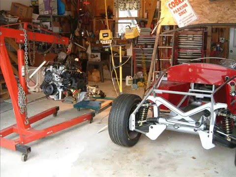 Factory 5 Roadster Kit Part 1